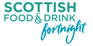Scottish Food & Drink Fortnight Logo