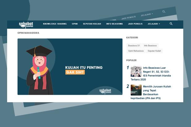 Jasa Pembuatan Website di Lombok