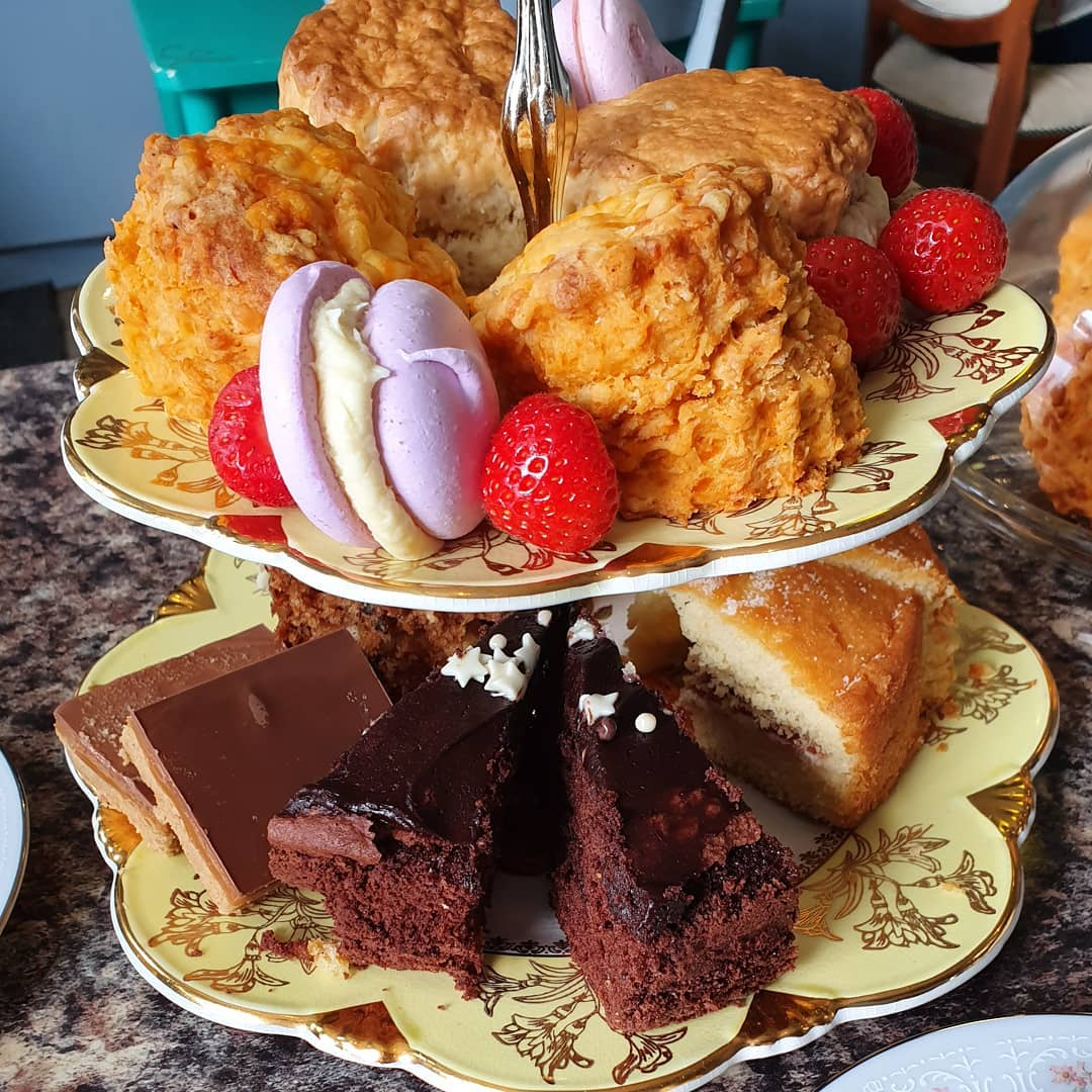 20+ Places you can book Children's Afternoon Tea in North East England - the apothecary cafe gosforth