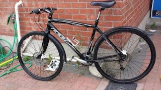 Stolen Bicycle - Felt QX85