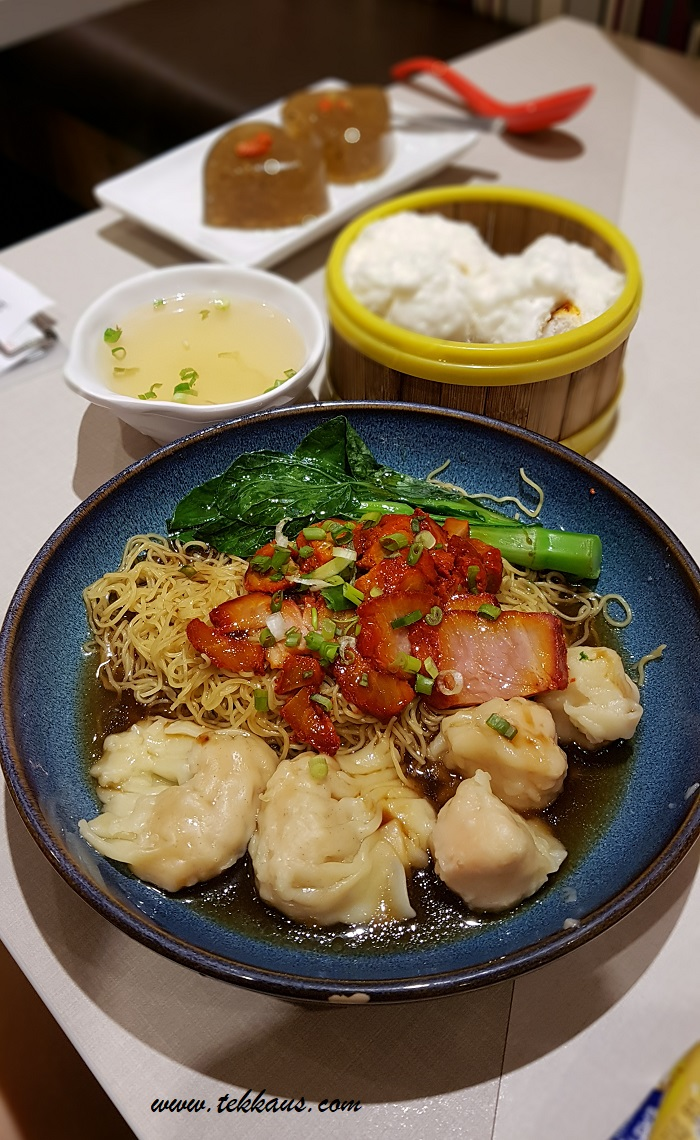 Hong Kong Sheng Kee Dessert In Midvalley Menu