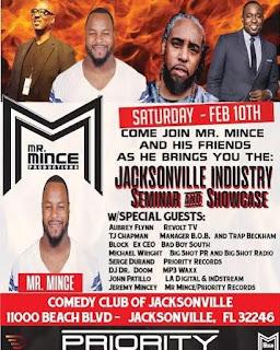 New Event: Jacksonville Industry Seminar