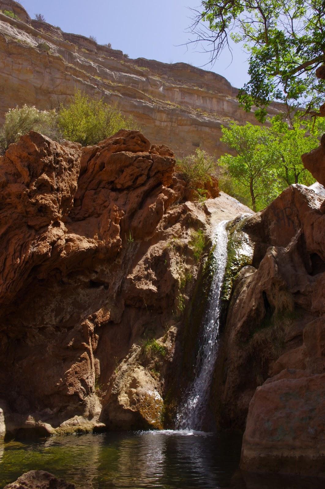 Southern New Mexico Explorer  Fresnal Canyon
