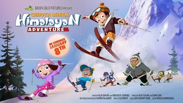 Chhota Bheem Himalayan Adventure 1 Full Movie In Tamil