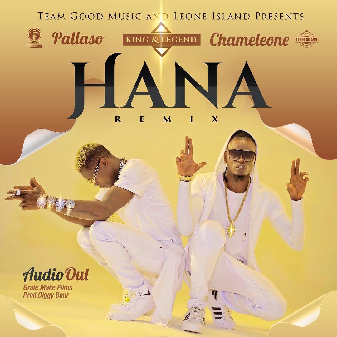 Pallaso Ft Chameleone – Hana Remix