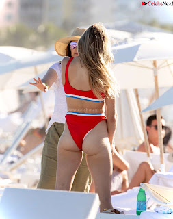 Eugenie Bouchard  in Bikini Beautiful    celebrity.co Exclusive 03