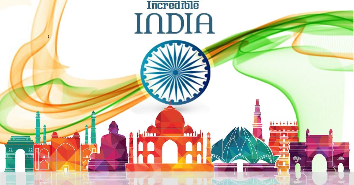 vignesh  incredible india tourism poster