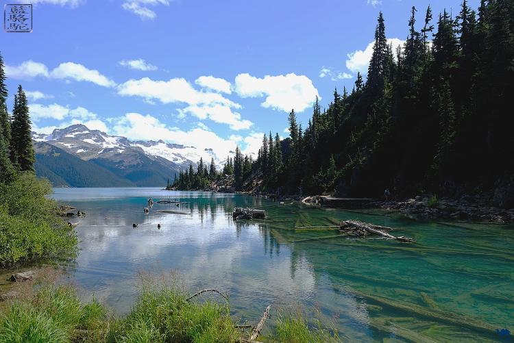 Le Chameau Bleu - Blog Voyage Canada Colombie Britannique - Lac de garibaldi  - Colombie Britannique - Randonnée au Canada