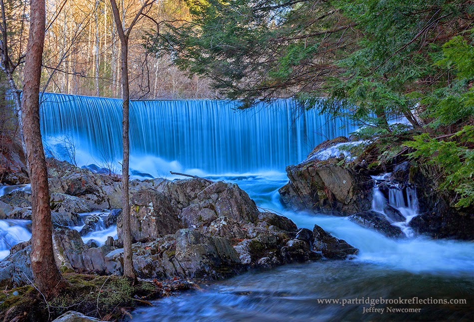 Catsbane Falls, West Chesterfield, New Hampshire