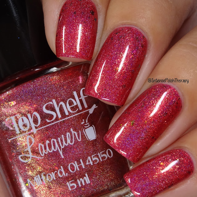 Top Shelf Lacquer I'm Getting Deja Brew
