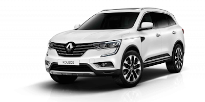 New 2017 Renault Koleos Facelift  second-gen Hd Photos