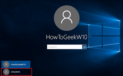 Cara Mengatasi Lupa Password Windows 10