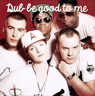 Beats International group photo for Dub Be Good To Me Single