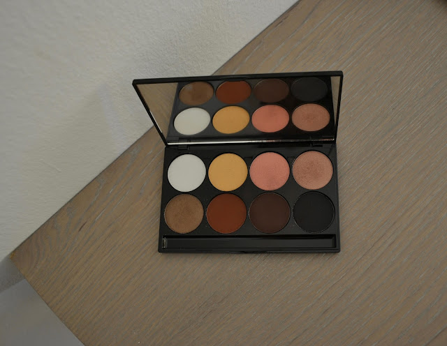 Review: India Collection Palette by Paola P