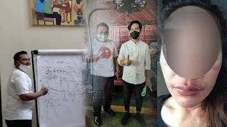 Edan! Tim Sukses Gibran Putra Jokowi Aniaya Wanita Cantik dan Disekap di Hotel