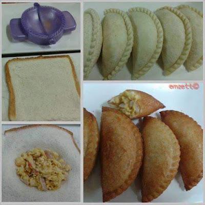 karipap roti