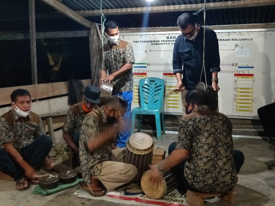 Paslon WS-RH Siap Lestarikan Seni Budaya Natuna