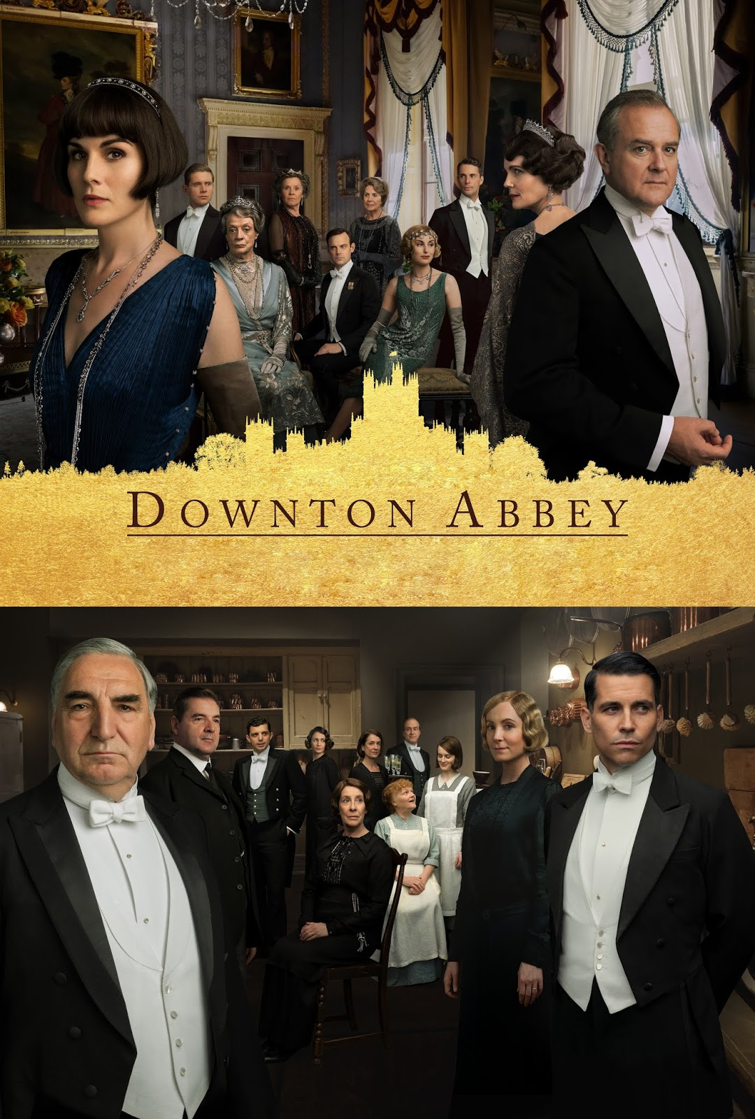 Downton Abbey [2019] [DVD9] [NTSC] [Latino]