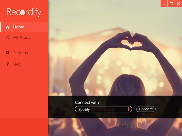 Screenshot Abelssoft Recordify 2019 v4.01.50 Full Version
