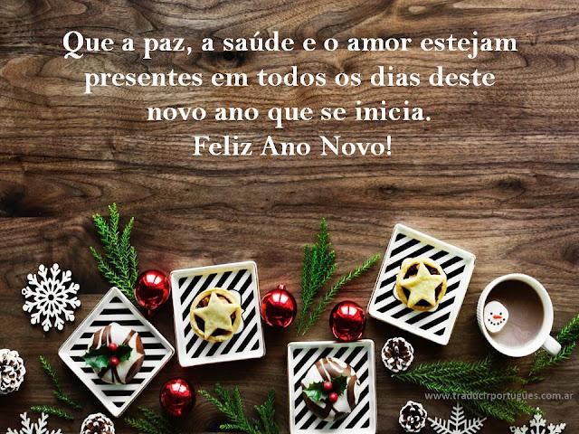 Frases de Navidad en portugues