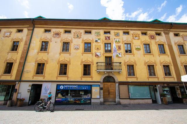 Corso Italia-Cortina d'Ampezzo