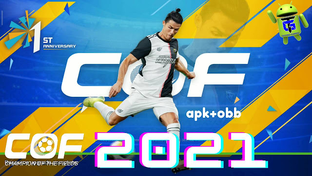 Download COF 2021 APK OBB Champion of the Field Androd