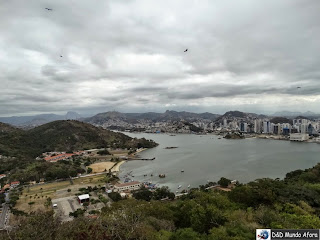 Vila Velha - onde nasceu o estado do Espírito Santo
