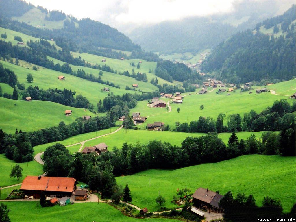 World Of Wallpapers: Switzerland Walpaper
