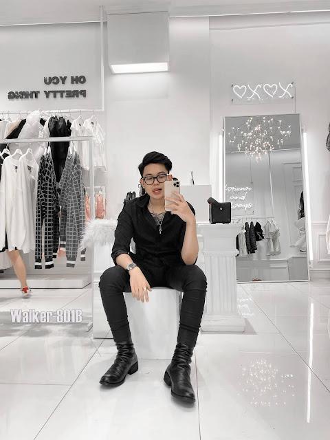 [Walker Collection] Nguyễn Hùng Anh on Walker 801B