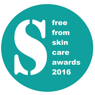 2016 Free From Skincare Awards to open 1st February