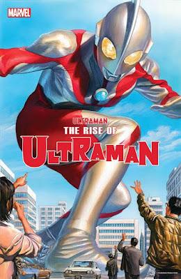 Marvel Comics The Rise of Ultraman