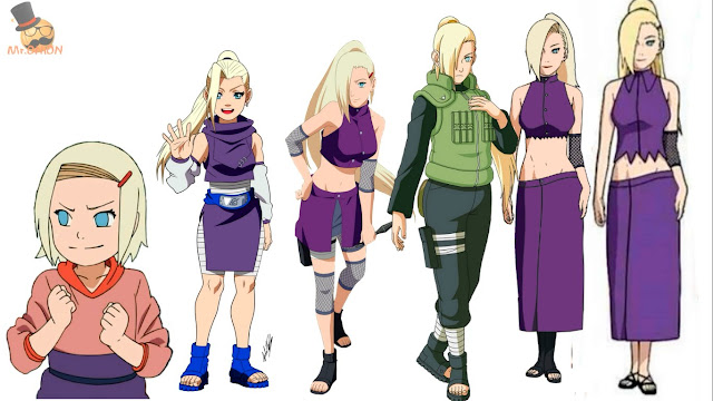 Naruto Character : Koleksi Foto Ino Yamanaka
