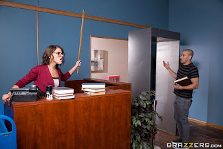 (West) Brazzers Exxtra – Adriana Chechik The Lusting Librarian