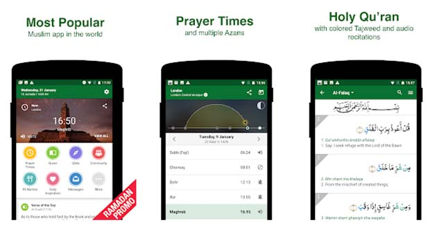 5 Aplikasi Untuk Meningkatkan Pahala Dibulan Ramadhan