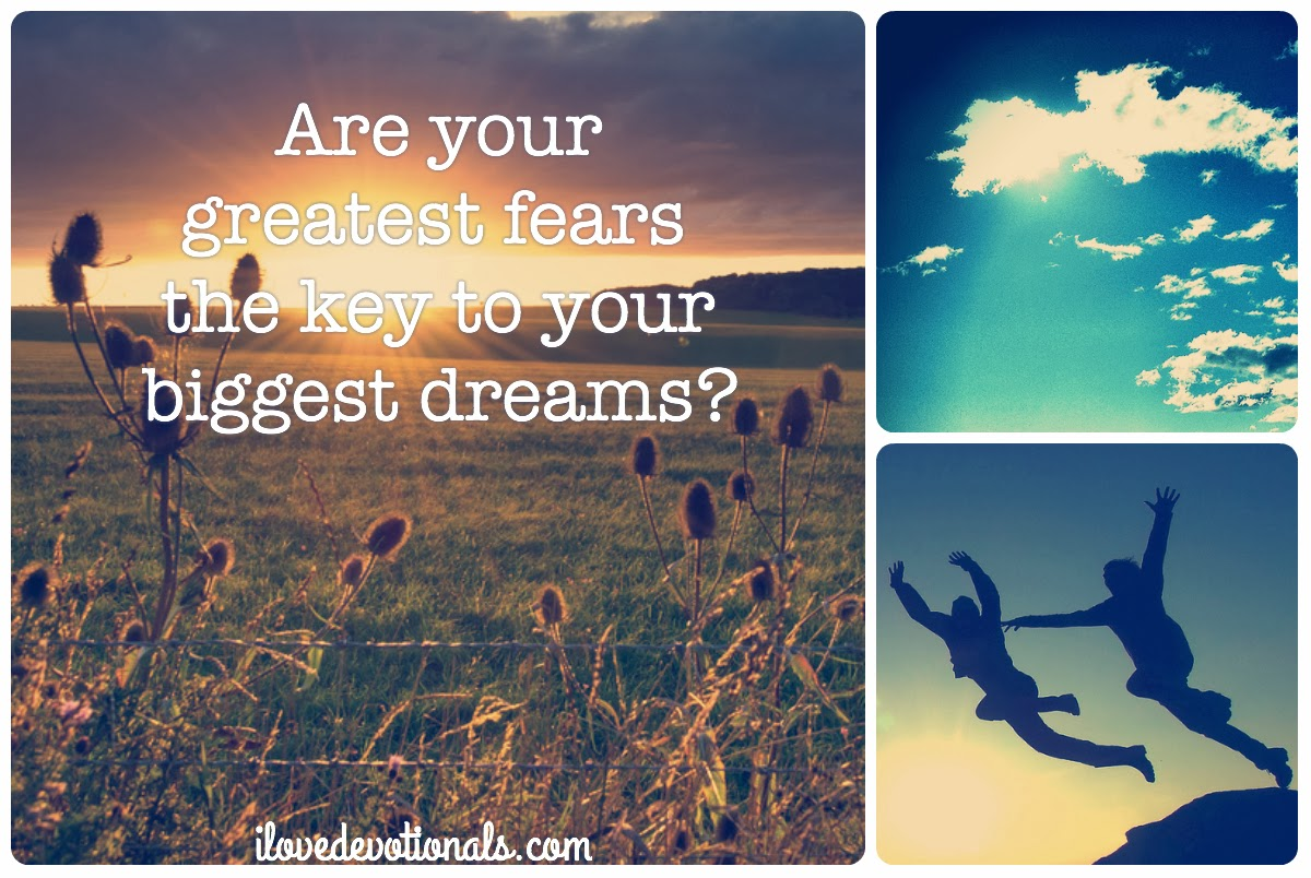 Are Your Greatest Fears The Key To Your Biggest Dreams