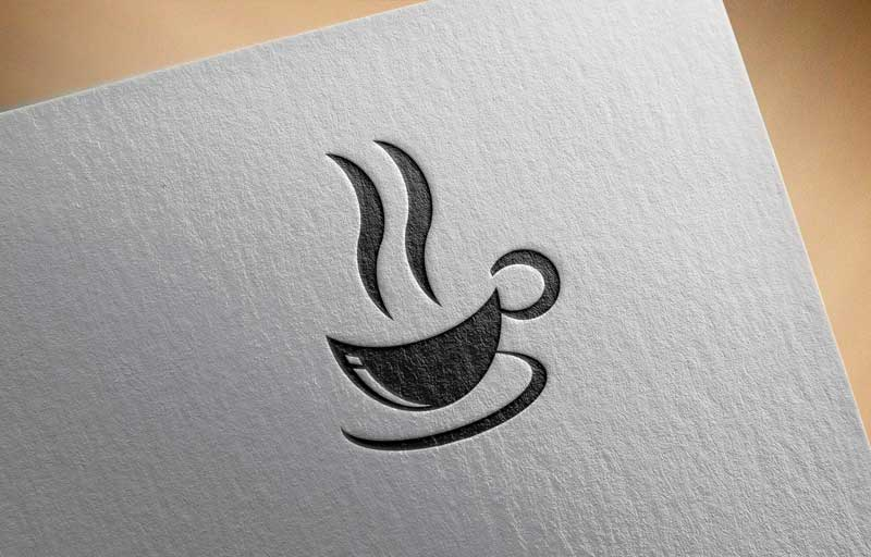 Download Free Cup of Coffee Logo for Business