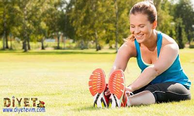 beslenme ve egzersiz