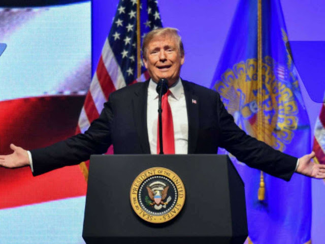 Trump blames media for 'division and hatred' in US