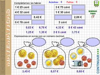 Resultado de imagen de el tanque matematico euros