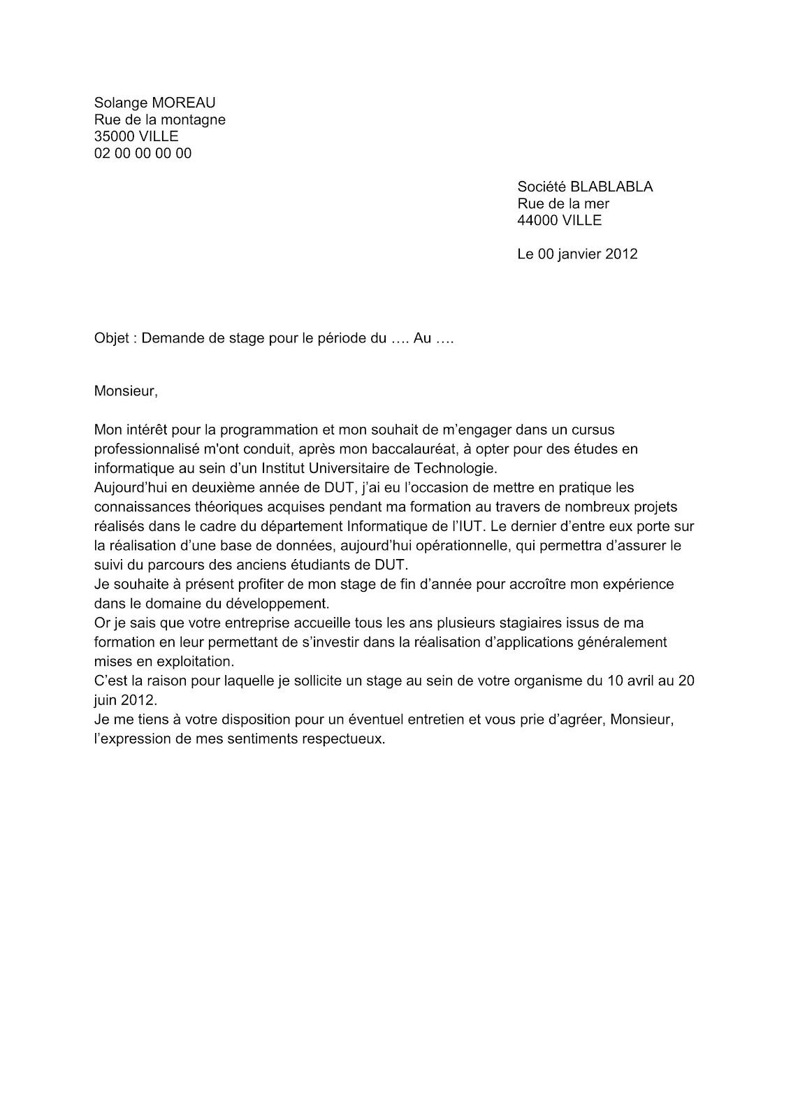 rédaction de lettre de motivation ESCCOT Candidature: La rédaction de votre lettre de motivation rédaction de lettre de motivation