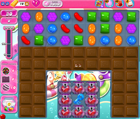 Candy Crush Saga 1030