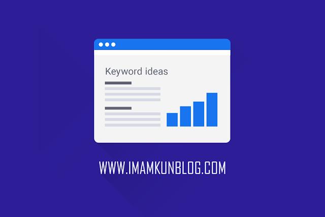 Cara Membuka Halaman Google Keyword Planner Untuk Pertama Kalinya, Berikut Caranya