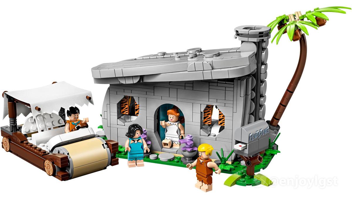 21316 原始家族フリントストーン:レゴ(LEGO) アイデア