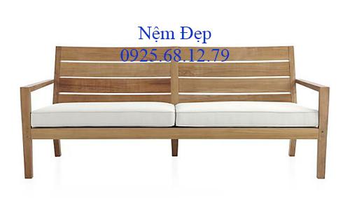 bọc nệm ghế sofa gỗ 44