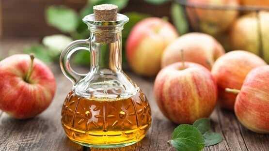 زيت بذور التفاح