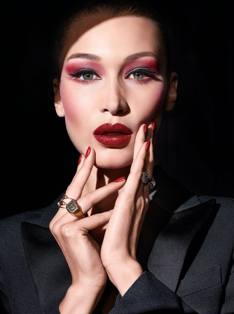 Dior Makeup Halloween 2019 Inspiration