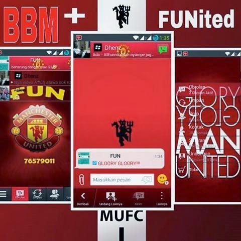 BBM For Android Thema MU