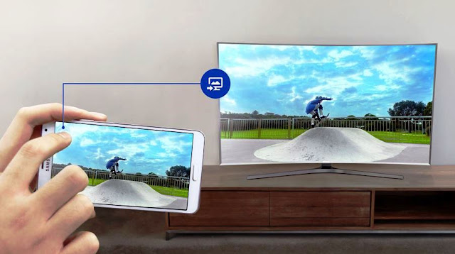 Harga dan Spesifikasi Samsung UA40JU6000 UHD 4K Smart LED TV 40 Inch