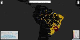 Monitor Covid-19 Brasil (Edgar Endo)