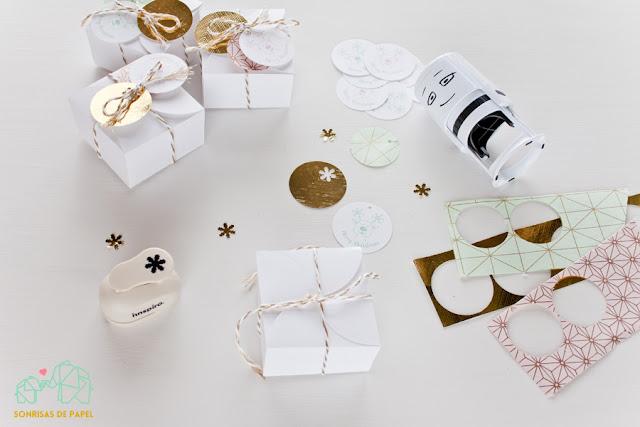 regalos packaging navidad
